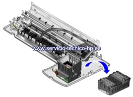 Trailing Cable Hp Designjet 100