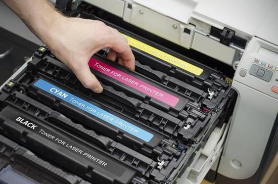 limpiar una impresora laser HP