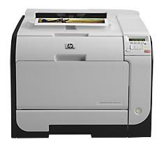 impresora hp m451dn