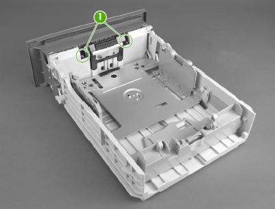 instrucciones cambio roller kit hp p3005